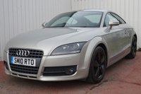 2010 AUDI TT 2.0 TDI QUATTRO 3d 170 BHP £7995.00