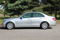 USED 2009 09 MERCEDES-BENZ C CLASS 2.1 C200 CDI ELEGANCE 4d AUTO 135 BHP