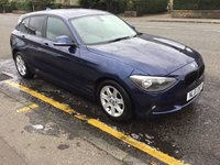 USED 2011 61 BMW 1 SERIES 1.6 116I ES 5d 135 BHP OUR  PRICE INCLUDES A 6 MONTH AA WARRANTY DEALER CARE EXTENDED GUARANTEE, 1 YEARS MOT AND A OIL & FILTERS SERVICE. 6 MONTHS FREE BREAKDOWN COVER.