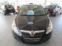 2010 VAUXHALL CORSA 1.0 S ECOFLEX 5d 64 BHP £3995.00