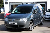 USED 2010 10 VOLKSWAGEN CADDY 2.0 TDI 104PS C20  NO VAT TO PAY ** AIR-CON ** FSH INC CAMBELT **