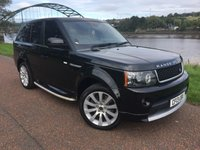 USED 2013 13 LAND ROVER RANGE ROVER SPORT 3.0 SDV6 AUTOBIOGRAPHY SPORT 5d AUTO 255 BHP **ONE OWNER PLUS DEMO**