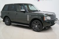 2005 LAND ROVER RANGE ROVER 2.9 TD6 VOGUE 5d AUTO 175 BHP £7850.00