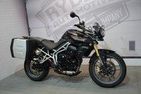 2011 TRIUMPH TIGER 800 800cc £4980.00