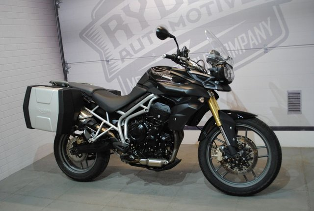 2011 11 TRIUMPH TIGER 800 800cc