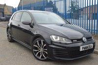 2015 VOLKSWAGEN GOLF 2.0 GTD DSG 5d AUTO 182 BHP £15245.00