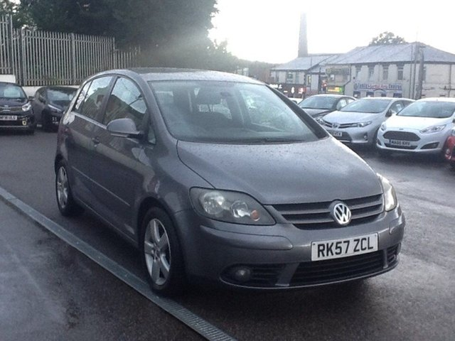 2007 57 VOLKSWAGEN GOLF PLUS 2.0 GT TDI 5d 138 BHP