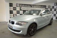 2008 BMW 1 SERIES 1.6 116I ES 3d AUTO 121 BHP £4995.00