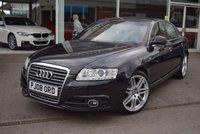 2010 AUDI A6 2.0 TDI LE MANS 4d 168 BHP £8490.00