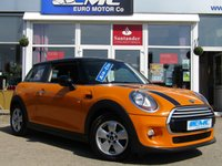 2014 MINI HATCH COOPER 1.5 COOPER D 3d 114 BHP £8295.00