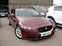 USED 2015 15 JAGUAR XE 2.0 PRESTIGE 4d AUTO 178 BHP ANY PART EXCHANGE WELCOME, COUNTRY WIDE DELIVERY ARRANGED, HUGE SPEC