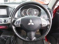USED 2015 15 MITSUBISHI L200 2.5 DI-D 4X4 BARBARIAN LB DOUBLECAB 175 BHP 58077 MILES