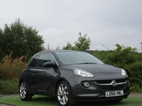 USED 2016 66 VAUXHALL ADAM 1.2 SLAM 3 DOOR MANUAL