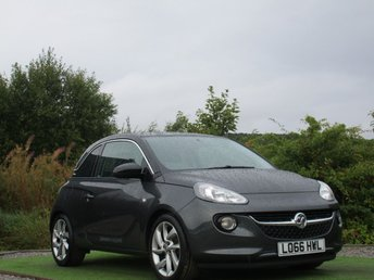 2016 VAUXHALL ADAM 1.2 SLAM 3 DOOR MANUAL £8490.00