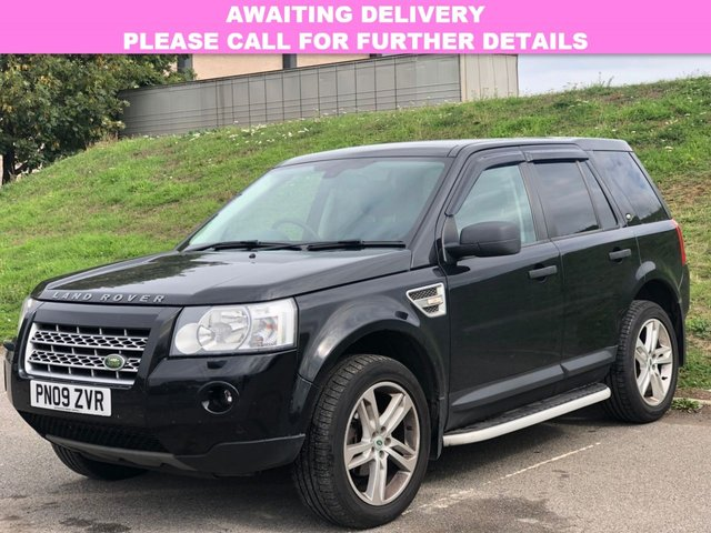 View our 2009 09 LAND ROVER FREELANDER 2.2 TD4 SE 5d 159 BHP