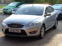 2008 FORD MONDEO 2.0 EDGE TDCI 5d AUTO 140 BHP £2950.00