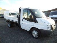 2011 FORD TRANSIT 2.4 350 DRW 1d 115 BHP £6995.00