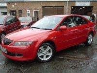 2007 MAZDA 6 2.0 TS D 5d 141 BHP £1395.00