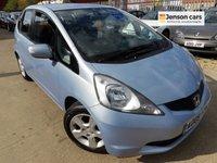 2009 HONDA JAZZ 1.3 I-VTEC ES 5d 98 BHP £4290.00