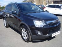 USED 2014 63 VAUXHALL ANTARA 2.2 EXCLUSIV CDTI S/S 5d 161 BHP LOW MILEAGE WITH HISTORY