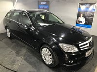 USED 2010 60 MERCEDES-BENZ C CLASS 2.1 C220 CDI BLUEEFFICIENCY ELEGANCE 5d 170 BHP Bluetooth :  Leather upholstery :  Remotely operated tailgate :  Front + rear parking sensors : Full service and MOT when sold