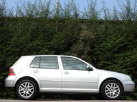 USED 2003 03 VOLKSWAGEN GOLF 2.3 V5  1 OWNER ONLY 23K FSH A/C VGC