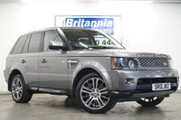 2010 LAND ROVER RANGE ROVER SPORT 5.0 V8 HSE SUPERCHARGER AUTOMATIC 510 BHP £14990.00