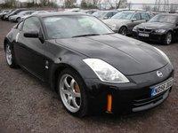 2006 NISSAN 350 Z 3.5 GT V6 3d 297 BHP £SOLD