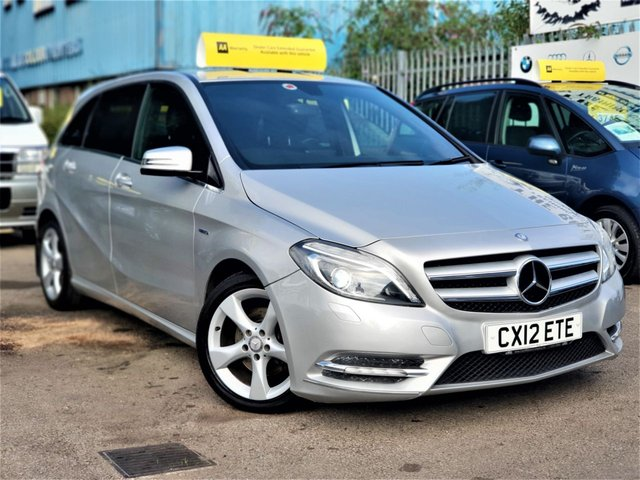 2012 12 MERCEDES-BENZ B-CLASS 1.8 B180 CDI BLUEEFFICIENCY SPORT 5d 109 BHP! p/x welcome! XENON LIGHTS! SAT-NAV! REVERSE CAMERA! FULL LEATHER! £30 ROAD TAX! BLUETOOTH! AUX & USB PORTS! CLIMATE CONTROL! 6 SPEED! FINANCE AVAILABLE! SERVICE HISTORY! LONG MOT! NEW SERVICE!