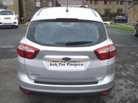 USED 2014 14 FORD C-MAX 1.6 ZETEC 5d 104 BHP LOW MILEAGE LARGE FAMILY CAR