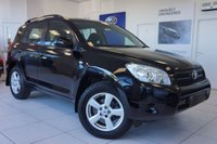 USED 2009 59 TOYOTA RAV4 2.0 VVT-I LIMITED EDITION 5d 151 BHP Full Service History - 1 Owner