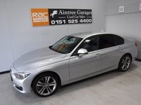"USED 2015 15 BMW 3 SERIES 2.0 320D EFFICIENTDYNAMICS 4d 161 BHP GOOD CAR REALLY NICE TO DRIVE, ALLOY WHEELS 17"", NAV SYSTEM, CLIMATE CONTROL AND CRUISE CONTROL MAKES A JOURNEY THAT MUCH BETTER."