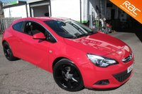 USED 2015 VAUXHALL ASTRA 1.6 GTC SRI S/S 3d 197 BHP VIEW AND RESERVE ONLINE OR CALL 01527-853940 FOR MORE INFO.