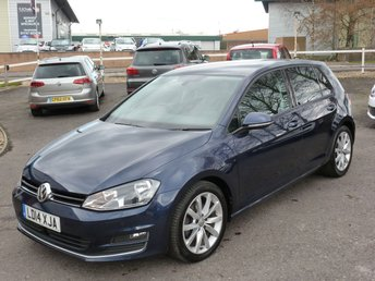 2014 VOLKSWAGEN GOLF 2.0 TDI GT 5dr £SOLD