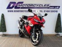 2005 YAMAHA YZF-R6 599cc  £4495.00