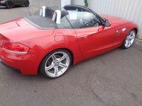 USED 2010 60 BMW Z4 2.5 Z4 SDRIVE23I M SPORT ROADSTER 2d 201 BHP