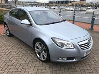 2013 VAUXHALL INSIGNIA 2.0 ELITE NAV CDTI 5d AUTO 157 BHP £5995.00