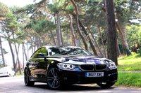 2017 BMW 4 SERIES 440i M SPORT GRAN COUPE 4d AUTO 326 BHP £31495.00