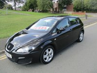 2010 SEAT LEON 1.6 CR TDI S 5d 103 BHP £3999.00