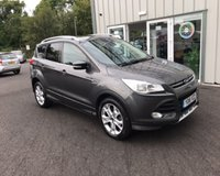 USED 2016 16 FORD KUGA 2.0 TDCI TITANIUM SPORT 150 BHP THIS VEHICLE IS AT SITE 2 - TO VIEW CALL US ON 01903 323333