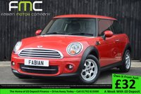 USED 2013 13 MINI HATCH COOPER 1.6 COOPER D 3d 112 BHP Full Service History - Free Tax