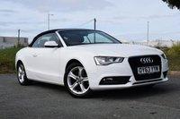 2013 AUDI A5 1.8 TFSI SE 2d 168 BHP £14978.00