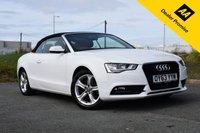 2013 AUDI A5 1.8 TFSI SE 2d 168 BHP £14748.00