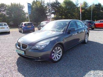 2008 BMW 5 SERIES 2.5 523I SE 4d AUTO 188 BHP £SOLD