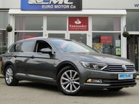 USED 2015 15 VOLKSWAGEN PASSAT 2.0 SE BUSINESS TDI BLUEMOTION TECH DSG 5d AUTO 148 BHP STUNNING  Indium Grey Metallic VW PASSAT ESTATE DSG ONLY £30 ROAD TAX FOR THE YEAR, COMES WITH SAT NAV ,DAB RADIO BLUETOOTH, KEYLESS START, F&R PARKING SENSORS, POWER FOLDING MIRRORS & MUCH MORE, 2 KEYS HPI CHECKED,