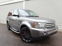 USED 2007 E LAND ROVER RANGE ROVER SPORT 3.6 TDV8 SPORT HSE 5d AUTO 269 BHP