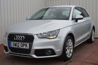 2012 AUDI A1 1.6 TDI SPORT 3d 103 BHP £7695.00