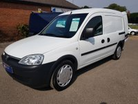 2010 VAUXHALL COMBO 2000 1.3 CDTi Direct From Network Rail £3295.00