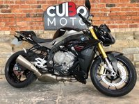 USED 2016 65 BMW S1000R ABS/DTC  Low Miles + Extras