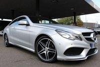 2013 MERCEDES-BENZ E CLASS 2.1 E250 CDI AMG SPORT 2d AUTO 204 BHP £15750.00